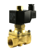 WIC Valve 2BOW Series Normally Open Brass Solenoid Diaphragm Valve