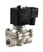 WIC Valve 2SCW Series Normally Closed Stainless Steel Air, Water, Gas Solenoid Valve