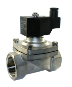 WIC Valve 2SCW Series Normally Closed Stainless Steel Electric Solenoid Valve