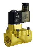 WIC Valve 2BCV Series Low Power Consumption Normally Closed Brass Solenoid Valve