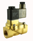 Power Save Brass Electric Process Solenoid Valve