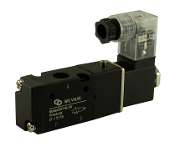 3 Way Pneumatic Directional Control Air Solenoid Valve