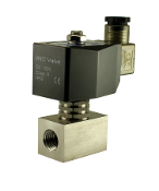 High Pressure Zero Differential Solenoid Steam Hot Water Valve