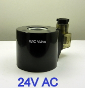WIC Valve 2L Series 24V AC Low Power Consumption Solenoid Valve Coil
