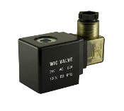 WIC Valve 2W Series 24V AC Low Power Consumption Power Save Continuous Duty Valve Electric Solenoid Coil