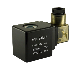WIC Valve 2W Series 110V AC Low Power Consumption Low Temperature Continuous Duty Valve Electric Solenoid Coil