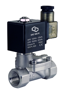 WIC Valve 2SCDSeries Slow Closing Anti Water Hammer Solenoid Valve