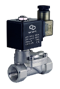 Slow Closing Anti Hammer Water Electric Solenoid Valve