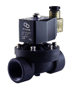 WIC Valve 2PCG Series Normally Closed Plastic Solenoid Valve
