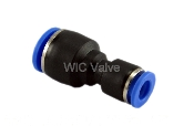 WIC Valve PRU Series Pneumatic Reduced Union Connector Quick Release Air Push In Fitting
