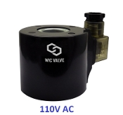 WIC Valve Low Power Consumption Solenoid Valve Coil