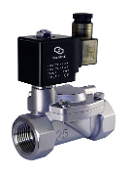 Slow Closing Anti Water Hammer Electric Solenoid Valve
