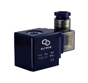 WIC Valve 2W Series 12V DC Low Power Consumption Electric Solenoid Valve Coil