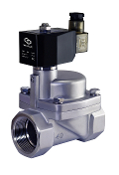 High Pressure Stainless Steel Steam Solenoid Valve