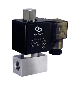 Normally Open High Pressure Zero Differential Electric Solenoid Valve